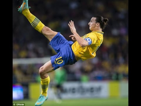 IBRAHIMOVIC GOALS ● Top 5