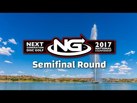 Next Gen Tour Semi-Final & Final Round