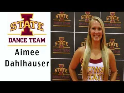 2014-2015 Iowa State Dance Team - Team Reveal Video