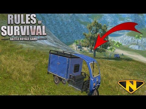I Am Tuk Tuk! (Rules of Survival: Battle Royale #56)