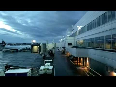 Ted Stevens Anchorage International Airport (ANC)