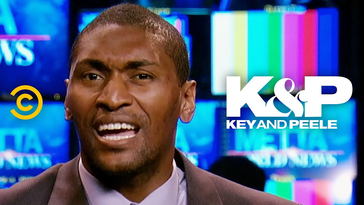 Metta World News - Key & Peele