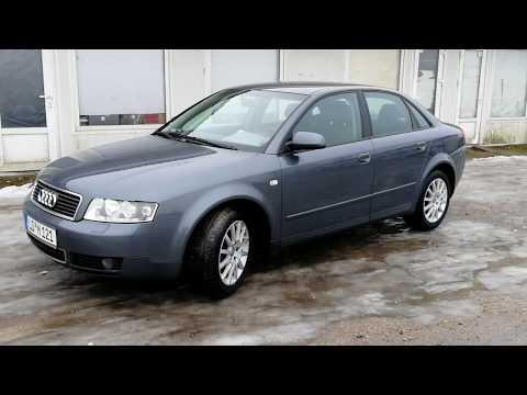UAB VIASTELA. Audi A4-S4. Авто из Литвы.