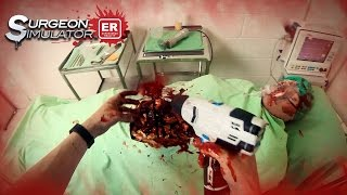 Surgeon Simulator In Real Life (Live Action VR)