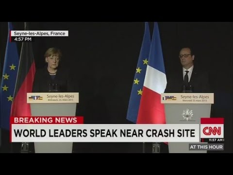 Hollande: There was no ability to save anyone
