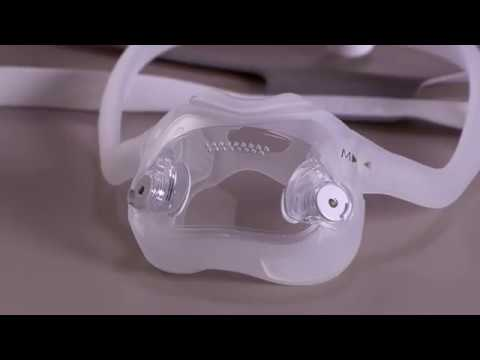 cf5cb1671 Cleaning the DreamWear Full Face CPAP Mask - YouTube