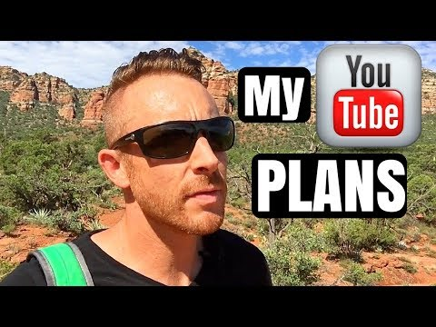 My YouTube Plans, The Powerful Ascension Energy, and Sedona! - (Personal Update)