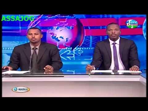 Djibouti: Warkii Maanta 29/12/2015