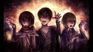 Attack on Titan Ending 2 [Nightcore]