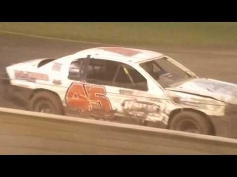 Tad Peterson @ Fiesta City Speedway- Feature 8.4.17