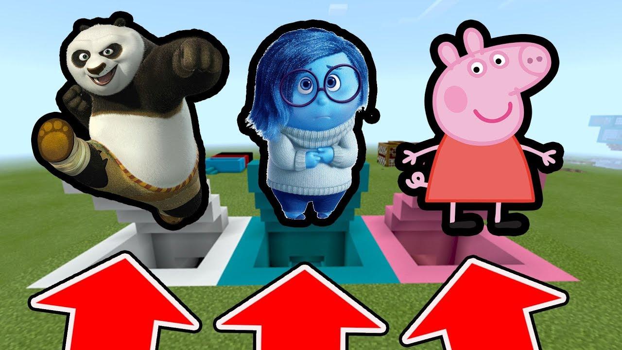 release date: 6dc22 ca0a5 NE CHOISISSEZ PAS LE MAUVAIS TUNNEL ! (PEPPA PIG , KUNG FU PANDA ,  TRISTESSE)