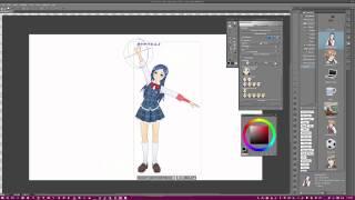 How to get better custom poses in Manga Studio 5