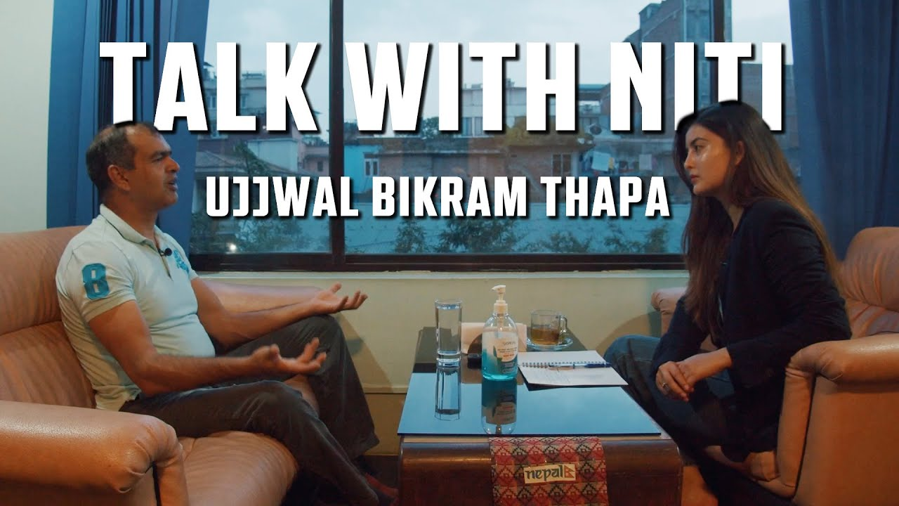Talk with Niti - Ujjwal Bikram Thapa - Acid Violence in Nepal