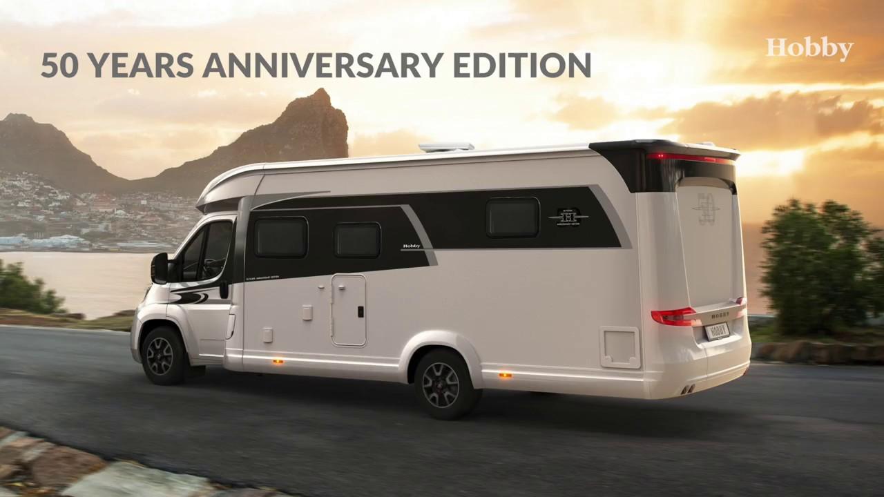 Hobby 9 Years Anniversary Edition Reisemobile Saison 9