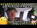Verizon's Prepaid UNLIMITED HOTSPOT Plan THROTTLED ??? LONG TERM RV Nomad Report SPEED TESTS!