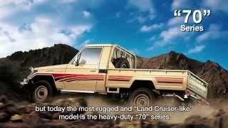 Land Cruiser 70: Loved around the World