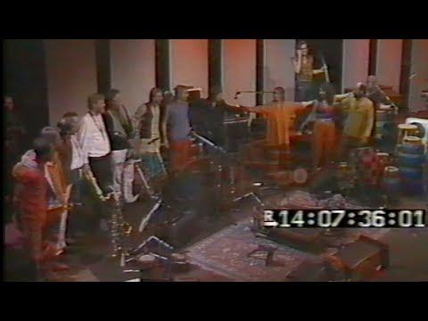 1984 Bitter Funeral Beer Band live in Stockholm:: Darafo / Funeral Dance / Bitter Funeral Beer
