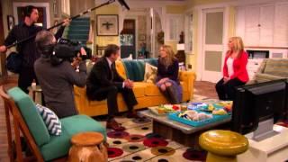 Сериал Disney - Держись,Чарли! (Сезон 4 эпизод 3) Миссис Дэбни – страшная сила