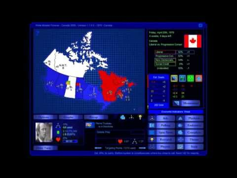 Canada 1979 Election Game (Liberal)