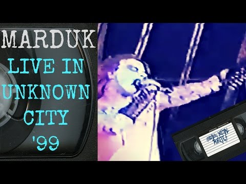 Marduk Live in Wacken Germany 1999