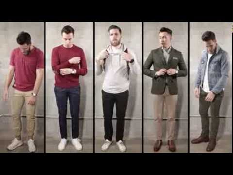 How to Wear Chinos for Every Occasion