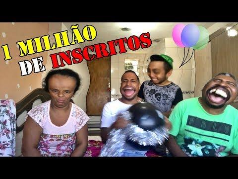 ESPECIAL DE UM MILHÃO #FAMILIADAZUEIRARESPONDE