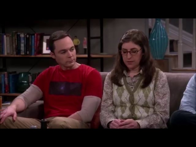 The Big Bang Theory but with Ricky Gervais as the whole studio audience.