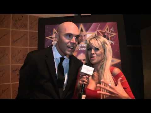 SERGIO BRUNA FROM EL PELADO DE LA NOCHE INTERVIEW FOR LEILA CIANCAGLINI -HOLLYWOOD LIFE