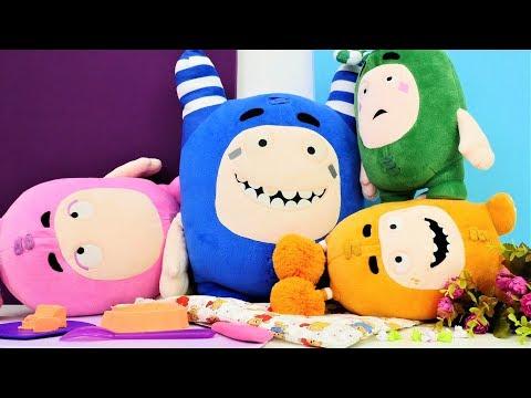 Pogo Spielt Streiche. Die Oddbods Spielzeuge. Kindervideo Auf Deutsch.
