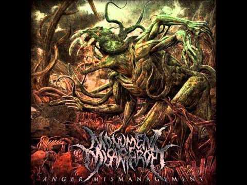 Monument Of Misanthropy - Anger Mismanagement (Full Album)
