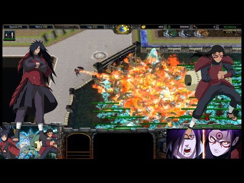 Foc Fight Of Character 9.4 Madara&hashirama-combo