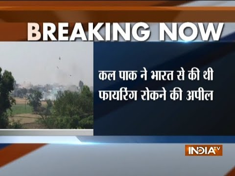 J&K: Fresh ceasefire violation along International Border in Arnia, security tightened across valley
