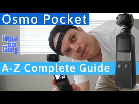 Osmo Pocket Tips | Complete A - Z