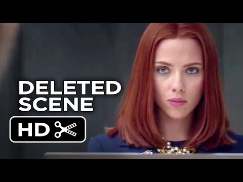 Captain America: The Winter Soldier Deleted Scene - Past Won't Remain Hidden (2014) - Movie HD