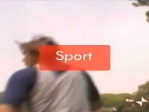 Bumper Rai Due Sport 2003-2008  GUAI SERI A CHI LO RICARICA