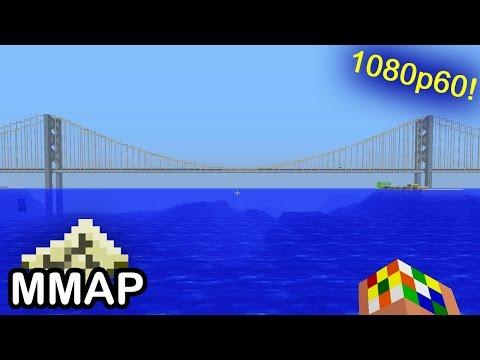 Minecraft: FINISHING the BRIDGE! (678)