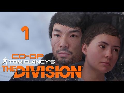 Tom Clancy's The Division - Кооператив - Прохождение игры на русском [#1]