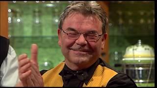 """Freunde in der Mäulesmühle mit """"Vereinigtes Lachwerk"""" und David Leukert"""
