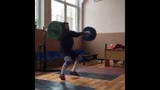 Impressive Slow Motion - Olympic Champion Oleksiy Torokhtiy