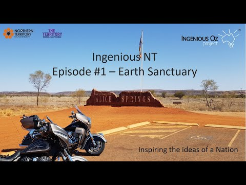 1. Ingenious Oz Project NT - Earth Sanctuary