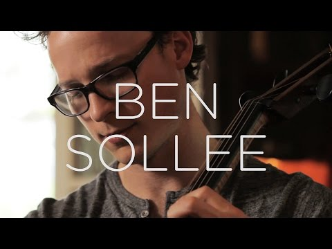 Ben Sollee performs Prettiest Tree on the Mountain