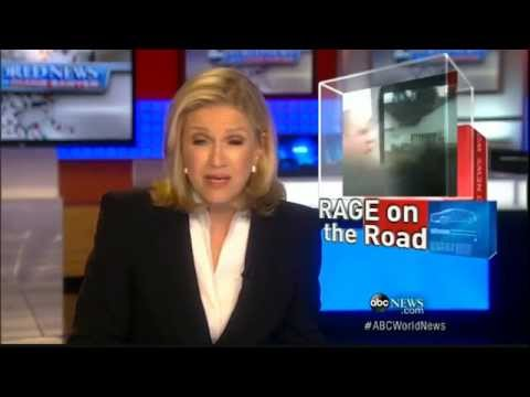 Anger Management for Road Rage Psychologist on Diane Sawyer