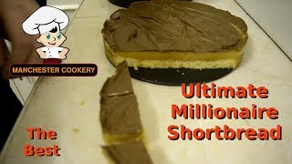 The Ultimate Easy Millionaire Shortbread Recipe