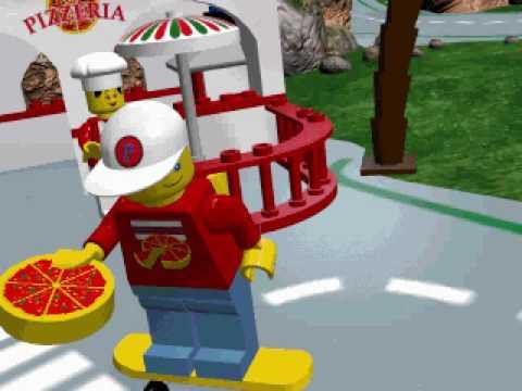 LEGO Island Intro (Upscaled to 4K)