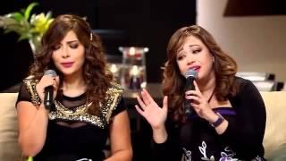 أصالة & ريهام عبدالحكيم - بالورقة والقلم