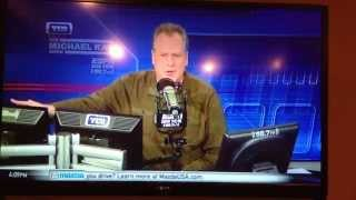 Michael Kay's Rant About Mike Francesa