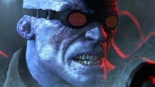 Batman Arkham Origins Gameplay German - Mister Freeze