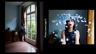Vernissage de mon expo photo à la Maison de l'Argentine
