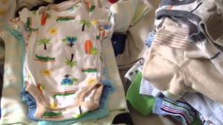 Baby Haul: Newborn Clothes