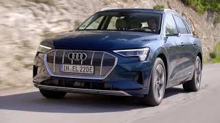 Zehn Länder in 24 Stunden - Audi e-tron on tour